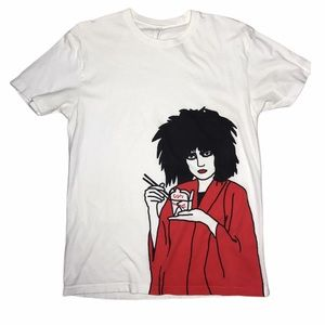 Siouxsie and the Banshees Band Tee Rare